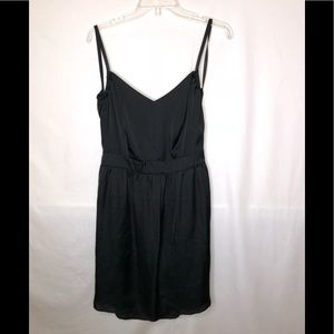NWT's The Limited LBD black dress sz 14 open back